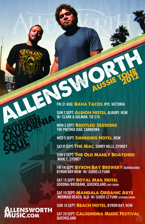 Allensworth in Australia