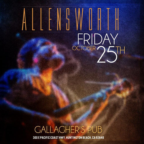 Gallaghers oct 25